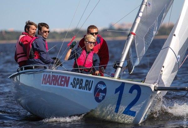 Команда RedFox Sailing Team SB20